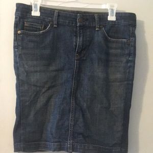 Citizens of Humanity Jean Skirt size 29